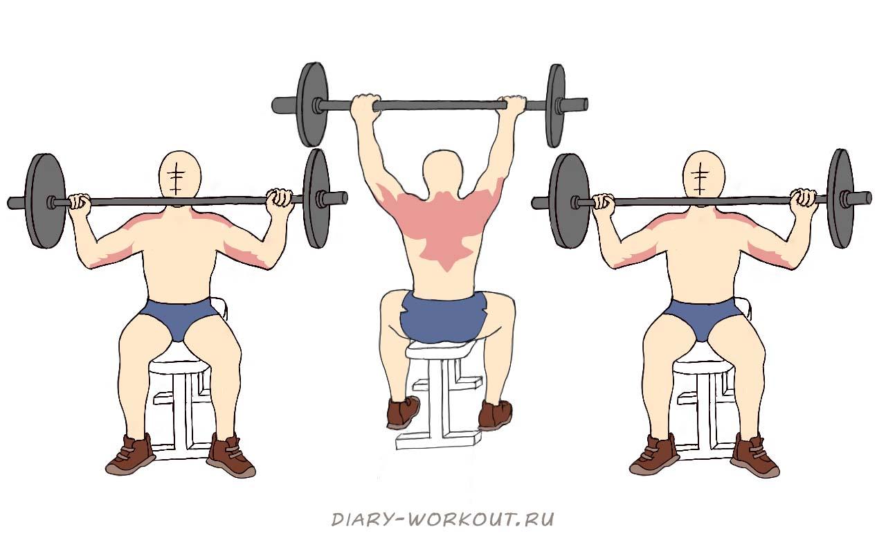 Штанга – одно из самых полезных спортивных изобретений человечества!